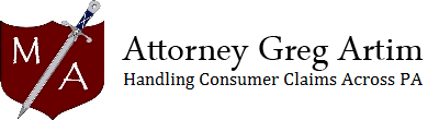 Credit Card Attorney Greg Artim